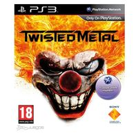Sony Twisted Metal PS3