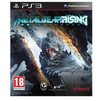 Sony Metal Gear Rising PS3