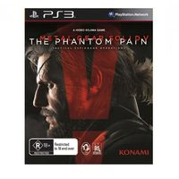 Sony PS3 Metal Gear Solid V The Phantom Pain