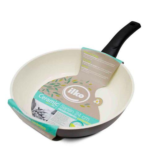 1127101---Sarten-24cm-Ceramic-Coating-Profesional