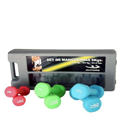 Oxford-Set-de-Mancuernas-de-Vinil-FCM0606-6Kg-Multicolor-875921