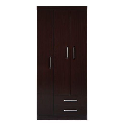 Zanzini-Ropero-Clean-3-Puertas-2-Cajones-Tabaco-796619_1
