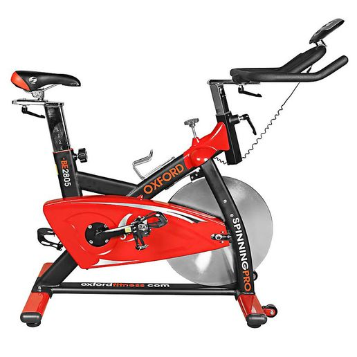 Oxford-Bicicleta-de-Spinning-BE2805-Negro-Rojo-718564-1
