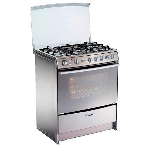 Klimatic-Cocina-Gentile-5-Hornillas-Acero-894842