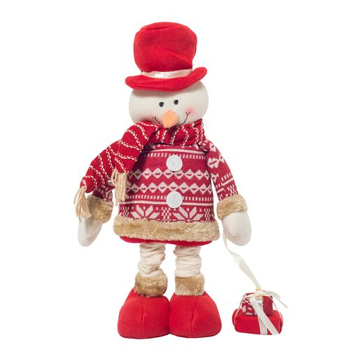 Snowman-Extensible-78cm-Rojo-786815_1