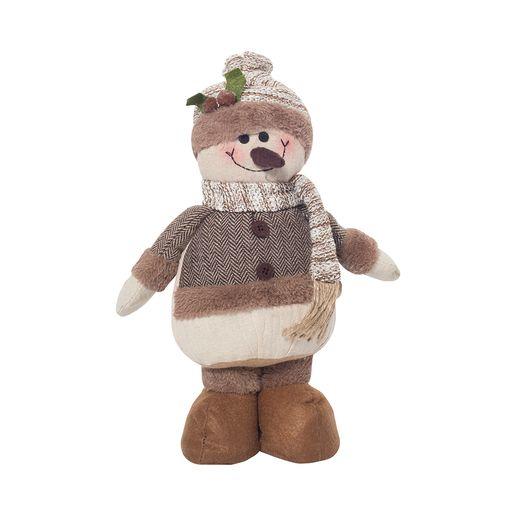 Snowman-Parado-36cm-Dorado-786763_1