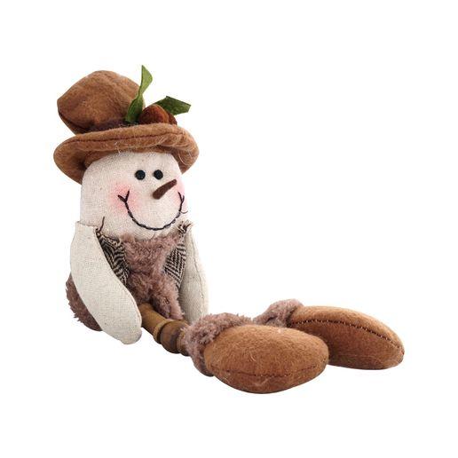 Snowman-Colgado-25cm-Dorado-786766_1