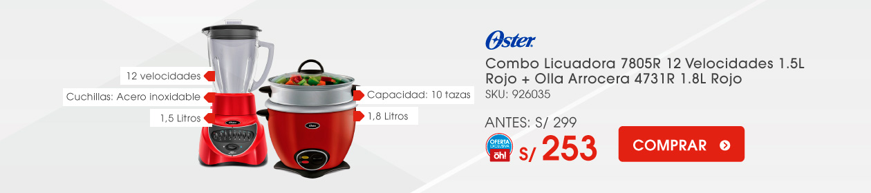 Combo Oster