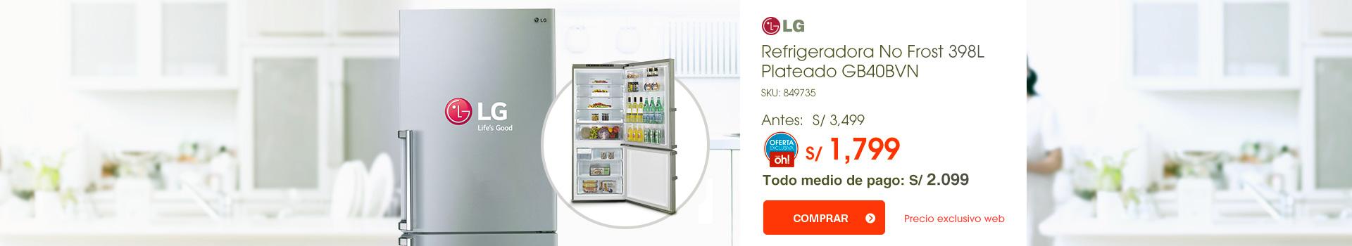 Refri LG
