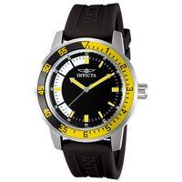 Invicta-Reloj-12846-Hombre-Acero-Negro-975582