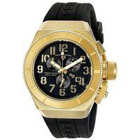Swiss-Legend-Reloj-13844-YG-01-Hombre-Dorado-Negro-975611