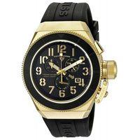 Swiss-Legend-Reloj-13844-YG-01-GBA-Hombre-Dorado-Negro-975612