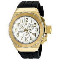 Swiss-Legend-Reloj-13844-YG-02-GBA-Hombre-Dorado-Negro-975613