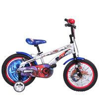 Monark-Bicicleta-Ultimate-Spiderman-Aro-16-Nino-Plomo-Azul-749174-1