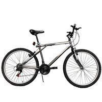 Monark-Bicicleta-Black-Jack-26-Hombre-Plateado-973701