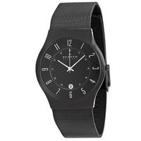Skagen-Reloj-233XLTMB-Hombre-Negro-986503