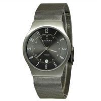 Skagen-Reloj-233XLTTM-Hombre-Plomo-986504
