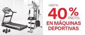 Promo Maquinas Deportivas