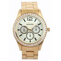 Aerostar-Reloj-63229-Mujer-Dorado