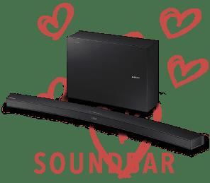 Soundbar desde S/ 199 soles