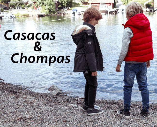 Chomas y casacas