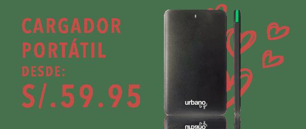 Cargador portatil desde S/ 59.95 soles (1327041)