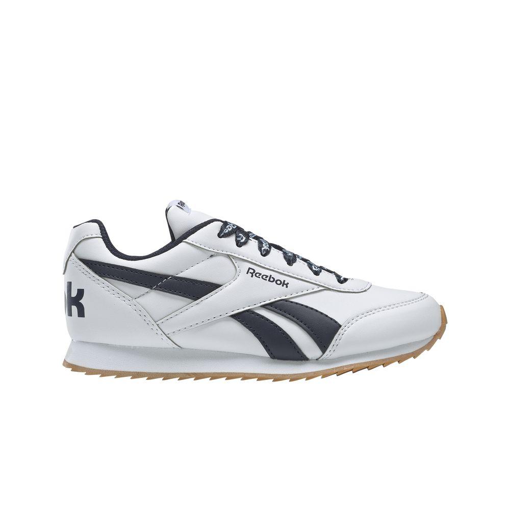 Zapatillas de Niño Reebok Dv9075 Royal Cljog 2 Blanco