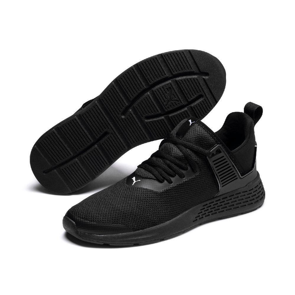 puma zapatilla hombre negra