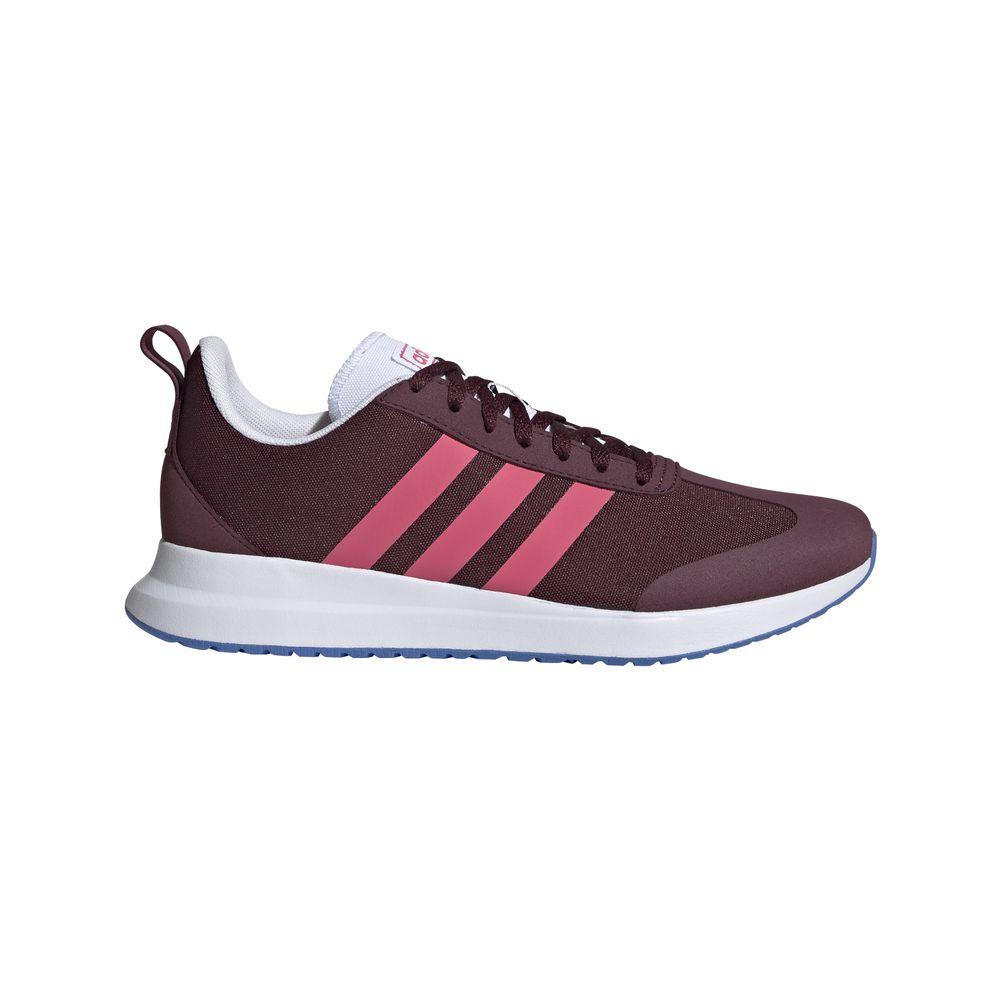 Zapatillas Urbanas Adidas Mujer Ee9738 Run60s Marrón