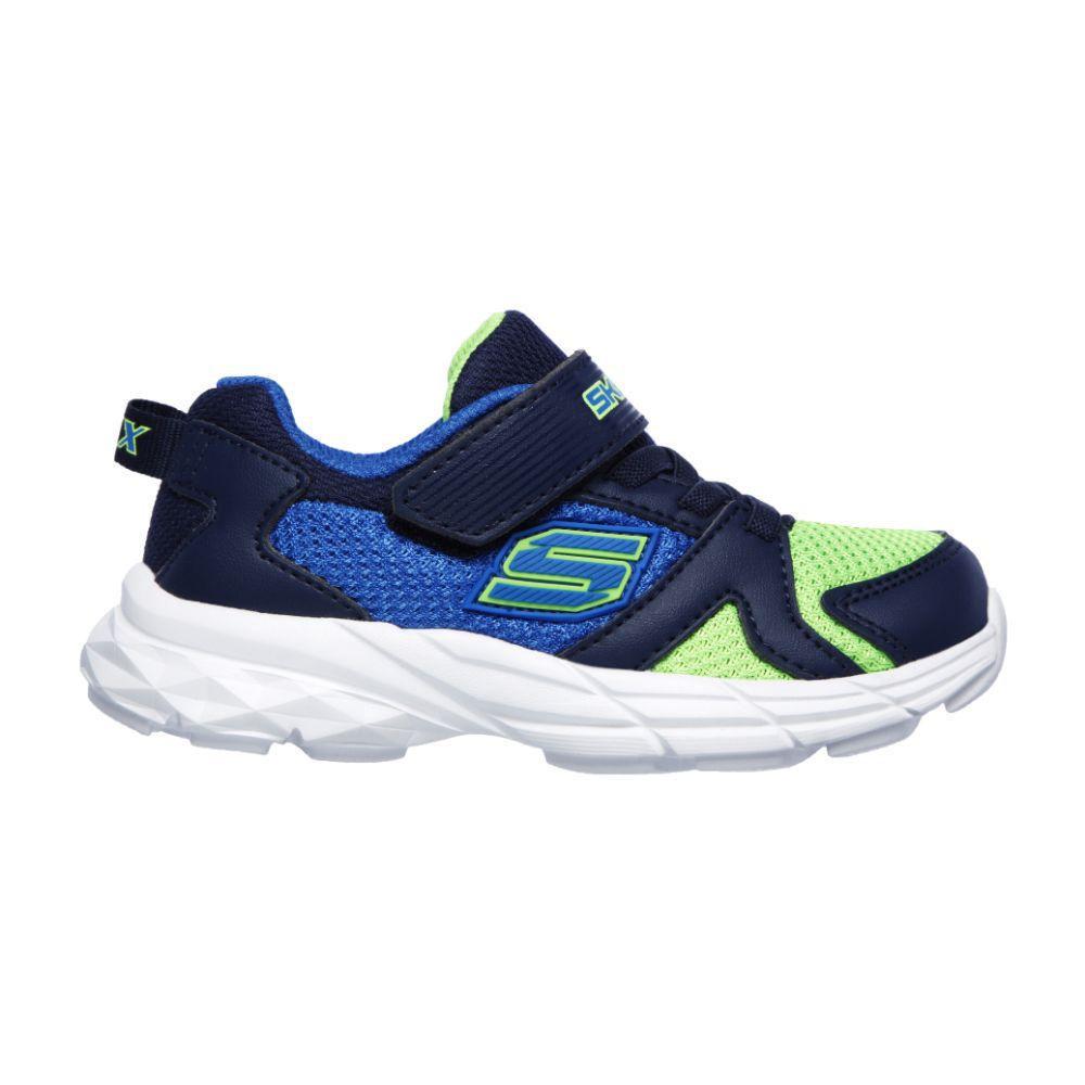 Zapatillas de Niño Skechers 95020N BLLM Eclipsor Azul