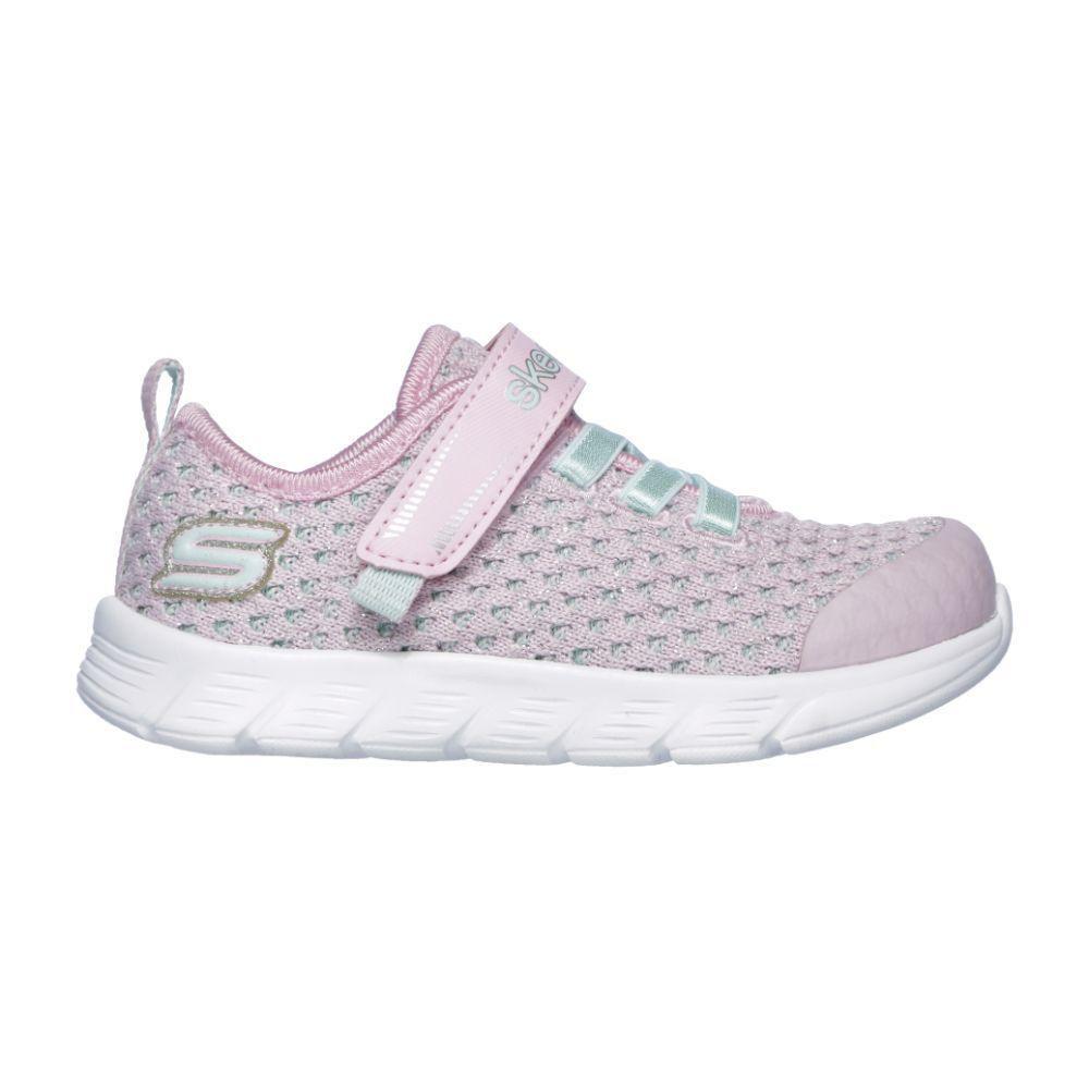 Zapatillas de Niña Skechers 82188N LTPK Comfy Rosado
