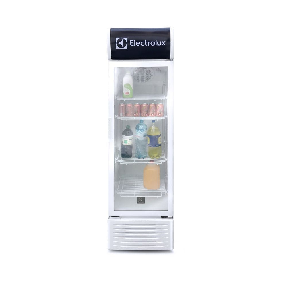 Refrigeradora de Vitrina Vertical ERH36T2KPW 360L Blanco
