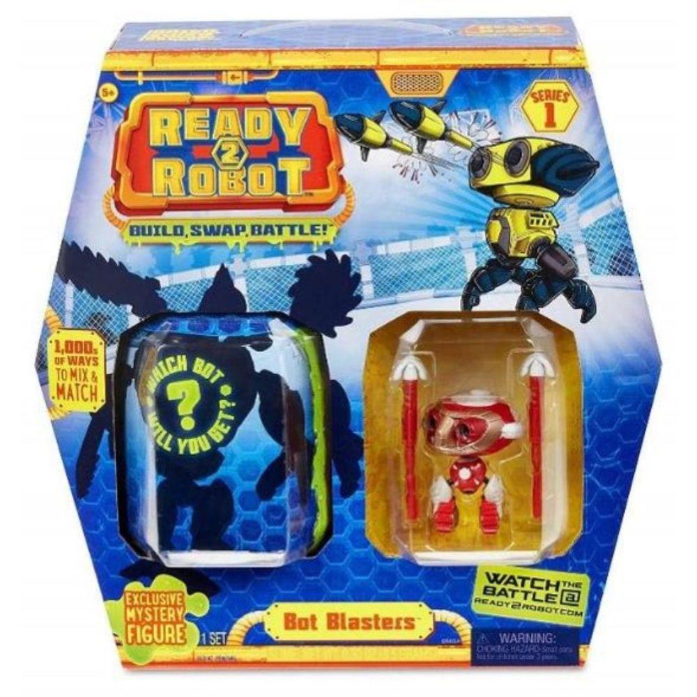 Ready2robot Bot Blasters Surtidos 2 Multicolor