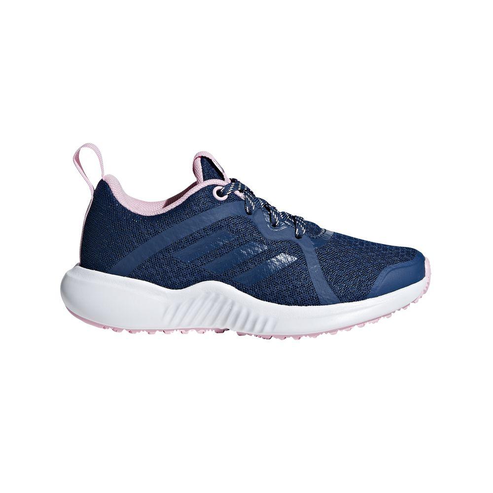 zapatillas adidas niña azul