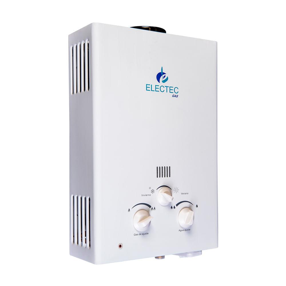 Calentador a gas Electec GLP 10 litros