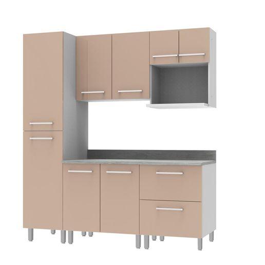 COMBO Muebles de cocina modulares 1.85 metros Mercurio