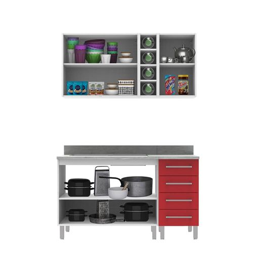Menaje-Del-Hogar Distribuidor Rectangular Grande para Cajones de Cocina
