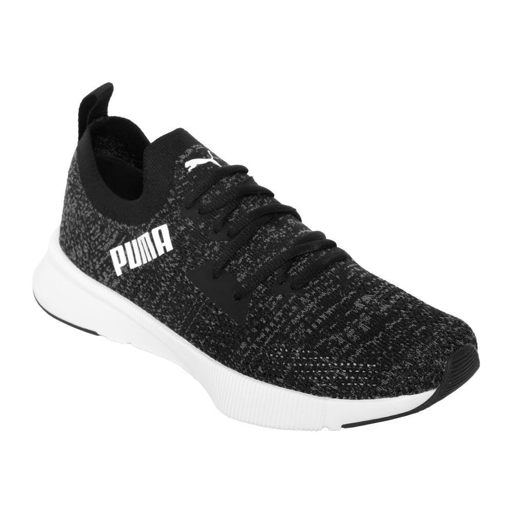 zapatos deportivos puma para mujer negro junior