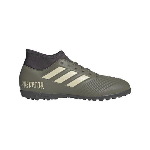 Zapatillas de Fútbol Adidas Hombre EF8218 Predator 19.4 S TF Verde