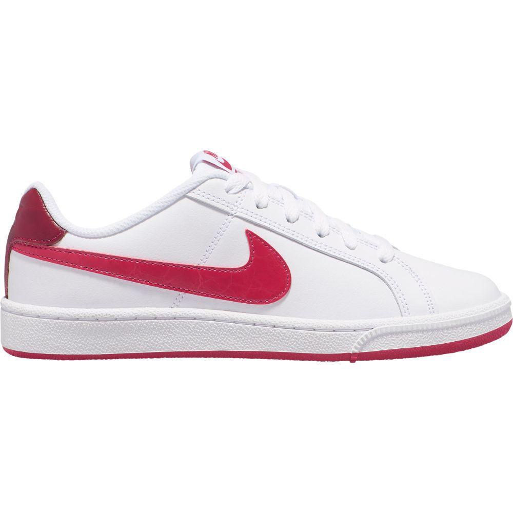 Formacion zapatos Nike Court Royale Hombre BlancoBlanco