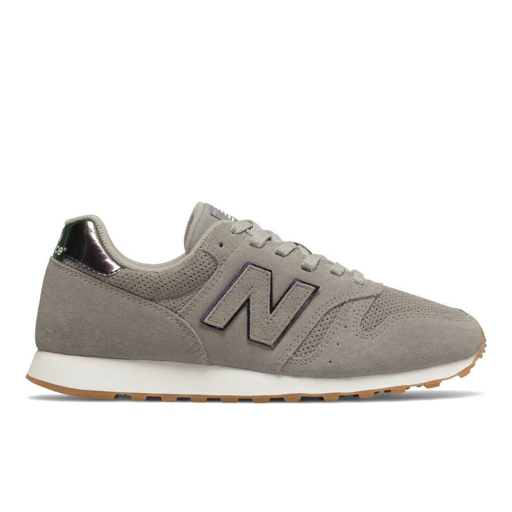 zapatillas grises mujer new balance
