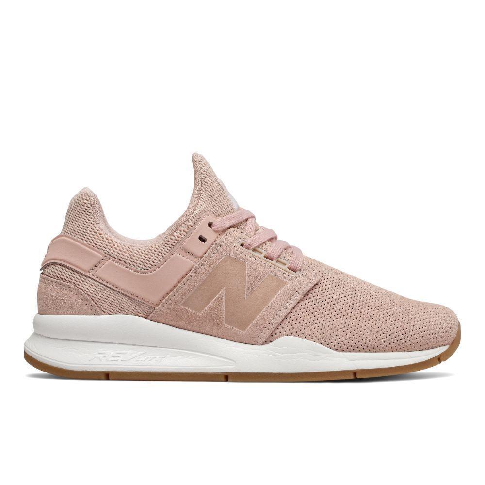 bambas new balance mujer rosa