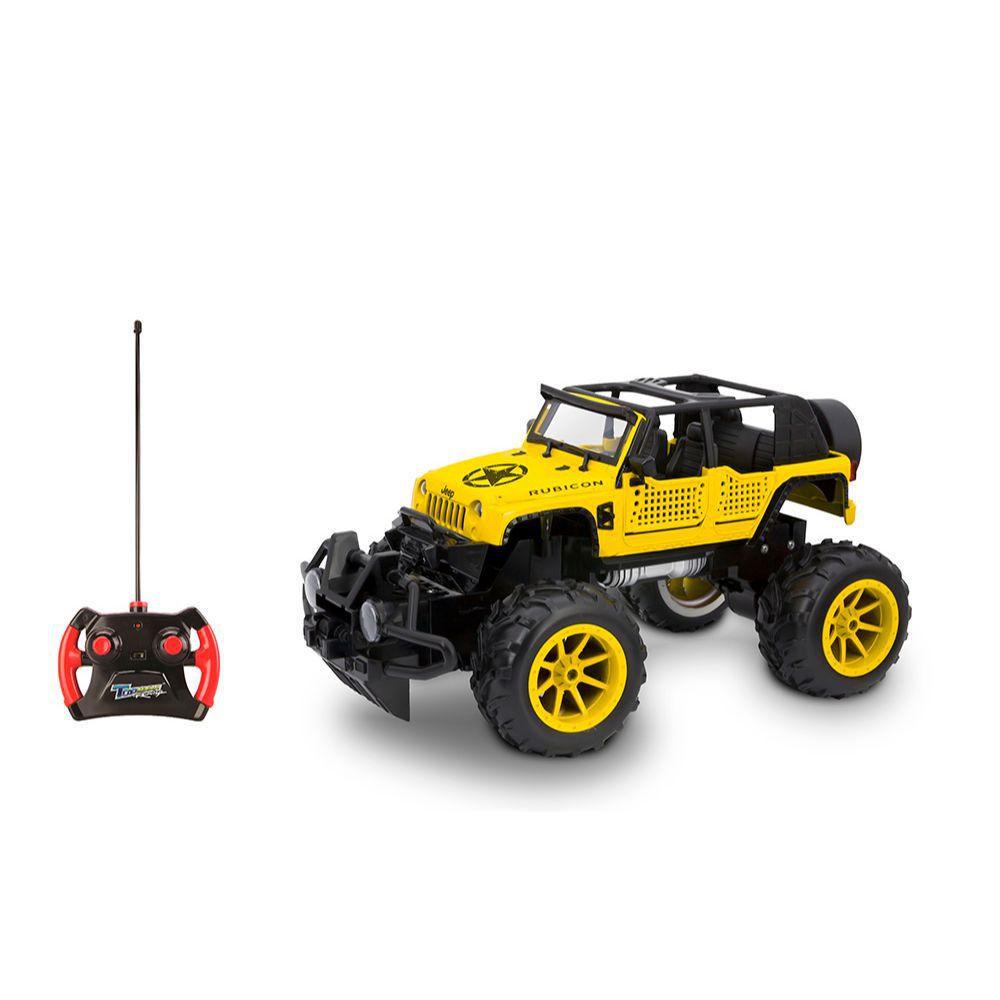 Carro Todo Terreno Jeep Topmaz Control Remoto