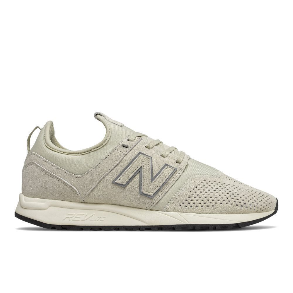 new balance hombre beige