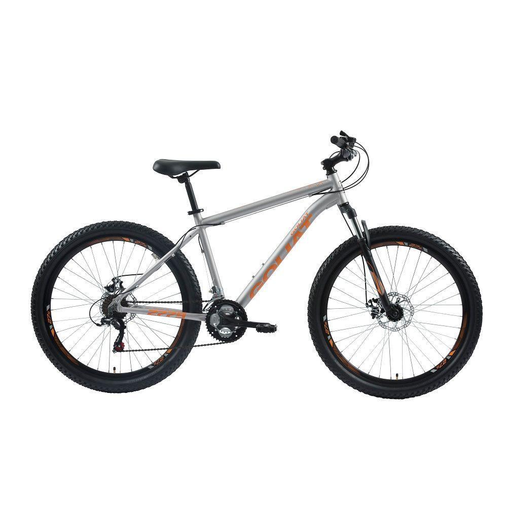 Bicicleta Hombre Nazca Plata - aro 27