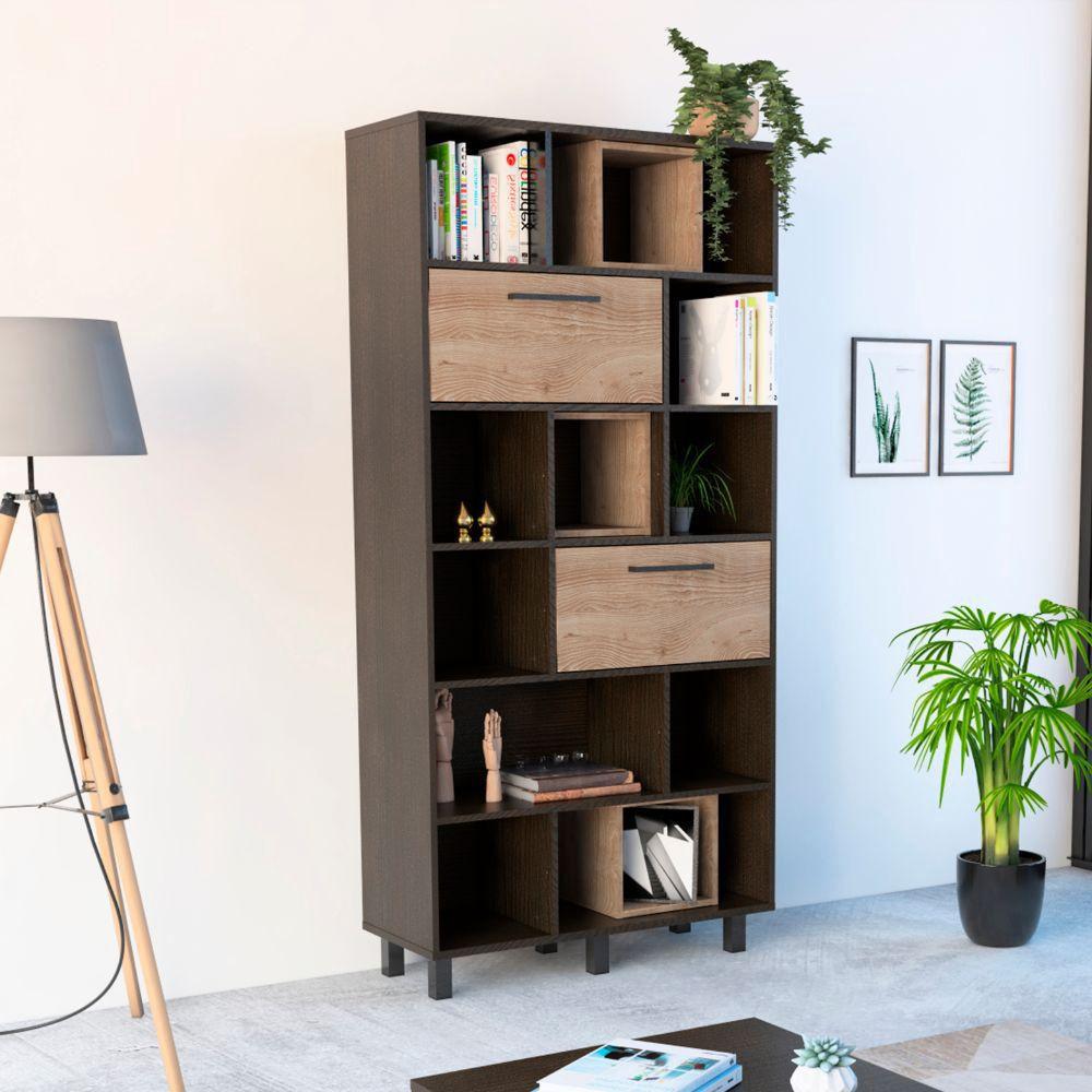 Biblioteca Kaia - Wengue / Miel
