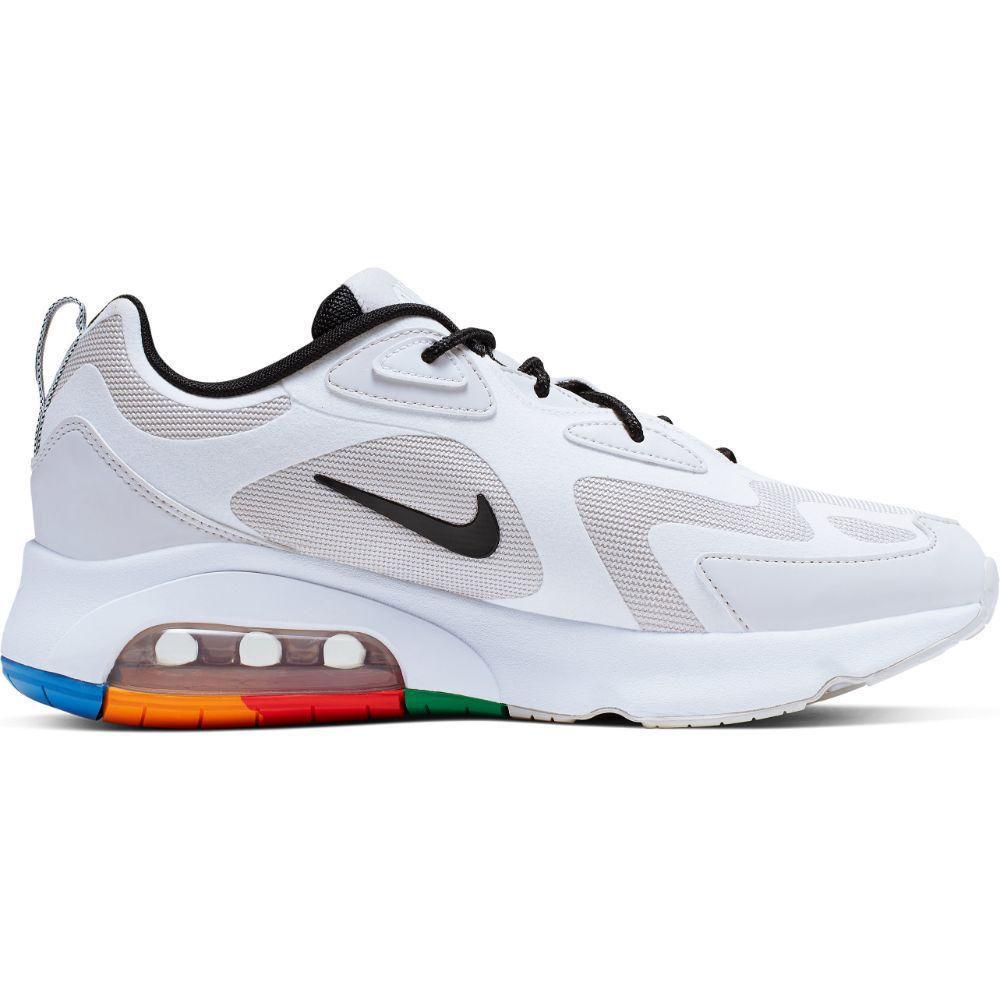 Zapatillas Urbanas Nike Hombre Aq2568-002 Air Max 200 Gris