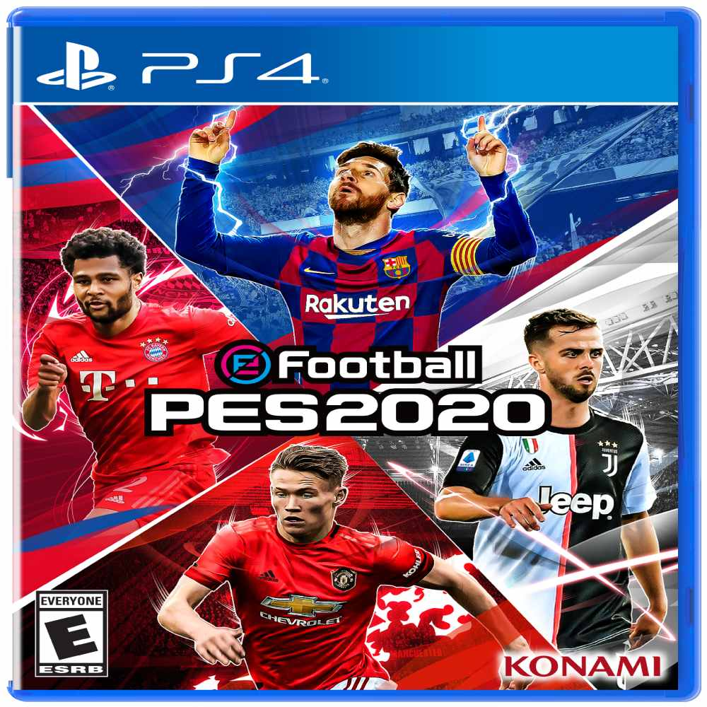 Juego Pro Evolution Soccer PS4 PES 2020