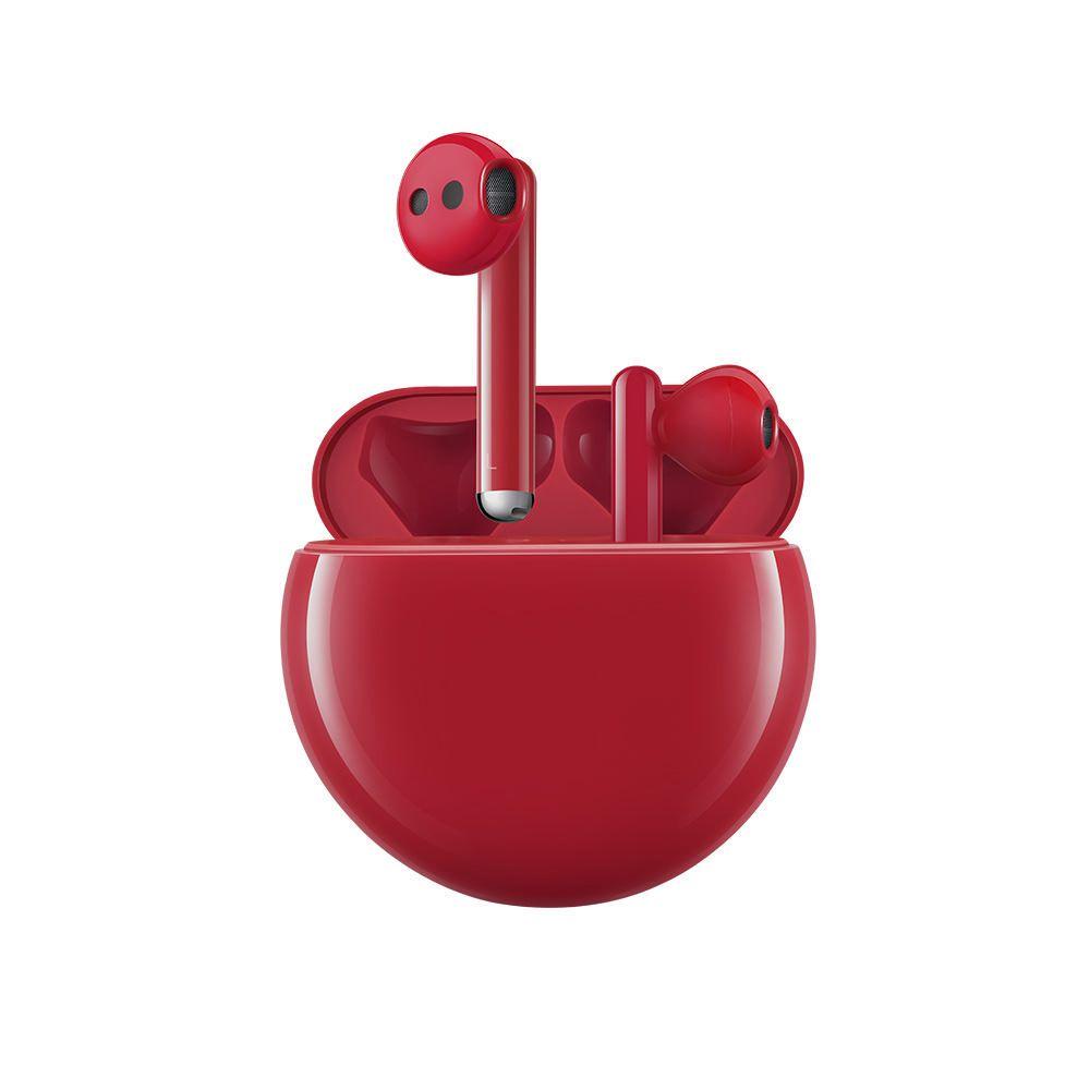 Audifonos Huawei Freebuds 3 Rojo