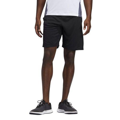 Accor suspicaz Penetrar  Short Deportivo Adidas Hombre Fm2107 9-Inch 3 bandas Negro ...